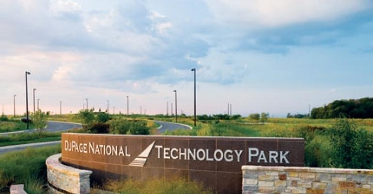 High-tech Park May be Model for the Future