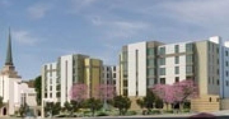 Near UCLA, Seniors Housing Courts the Intellectual Elite