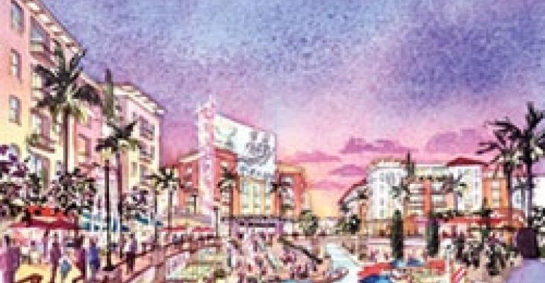 In Progress: El Monte Transit Village