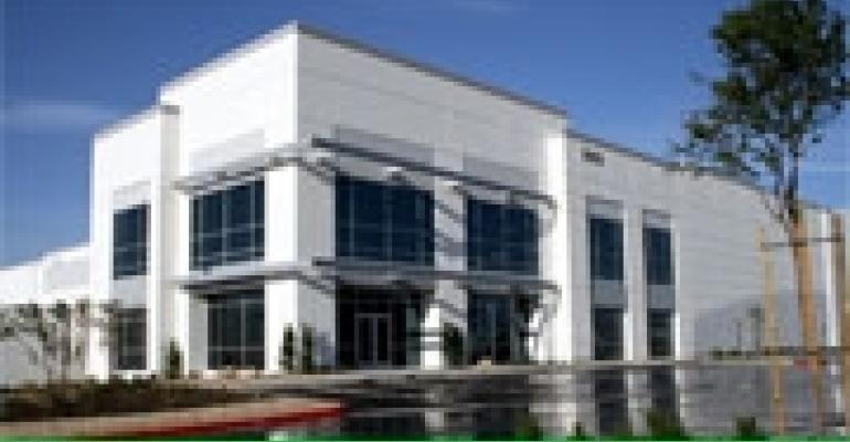 Stirling Targets Logistics Center for LEED