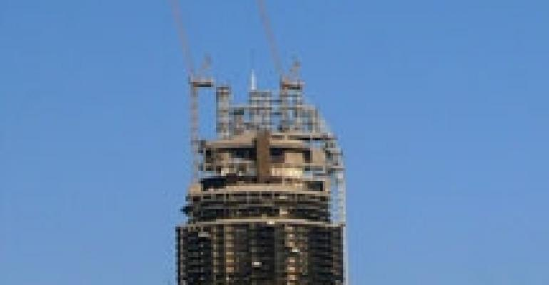 Dubai's Building Technology Wows Conference Attendees