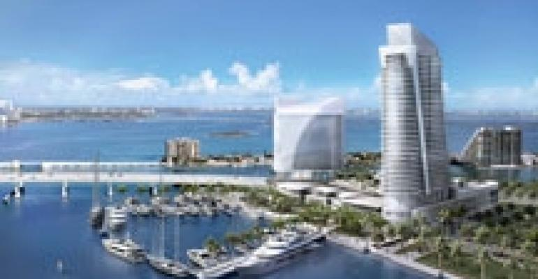 High Stakes For ING Clarion In Miami Mixed-Use Project