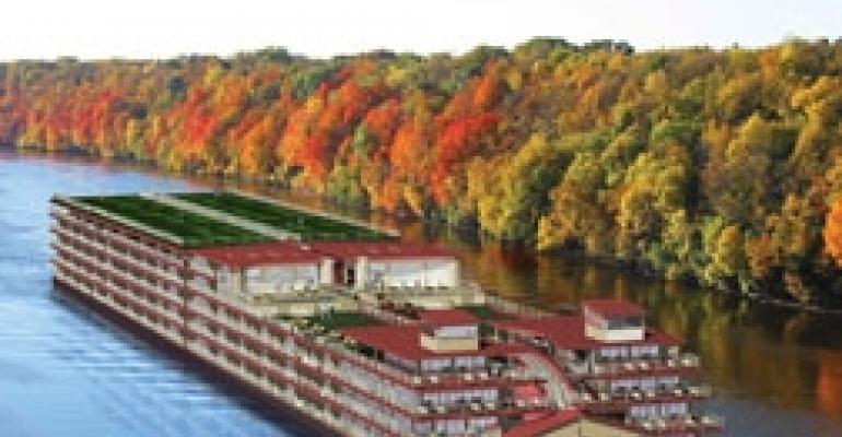 Floating Condos Would Ply Mississippi on a Riverboat