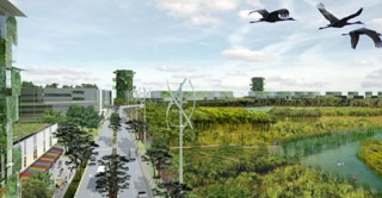 Starting From Scratch, Developer Plans America's First Eco City in Florida