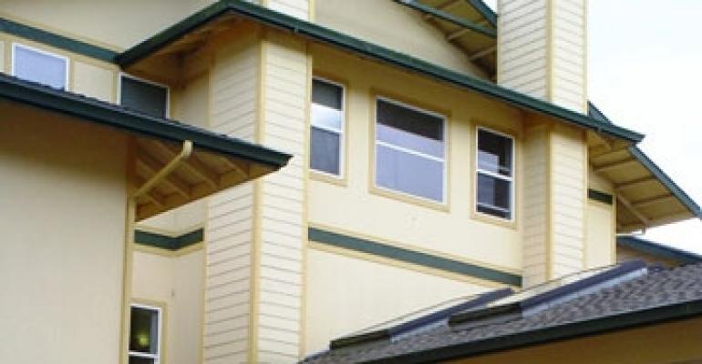 Bucking Trend, Community Bank Finances Seniors Housing