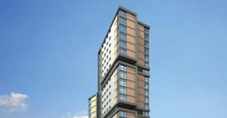 With High-Rise Debut, Modular Construction is Poised for Take-Off