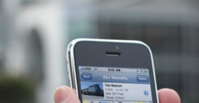 LoopNet Wins Apple Approval for Property Search iPhone Application