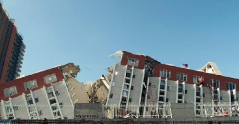 Earthquakes Spur Interest in Seismic Risk for Properties