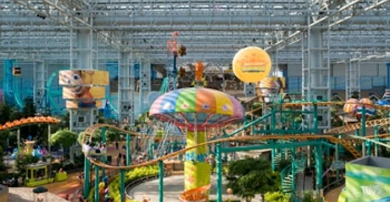 The Mall of America Takes on the Great Recession