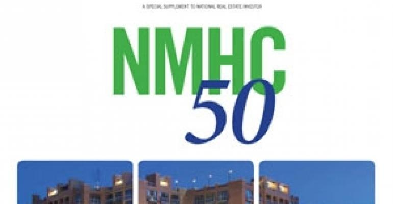 2010 National Multi Housing Council's Top 50