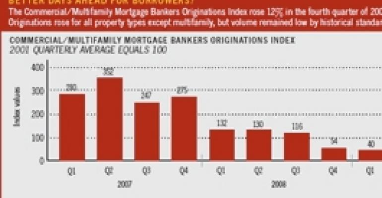 Lending Crisis Ebbs