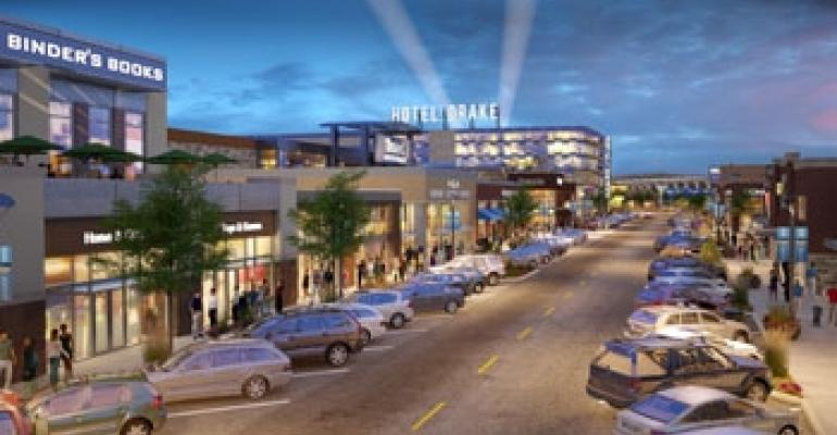 Developers Rethink the Mall for the 21st Century