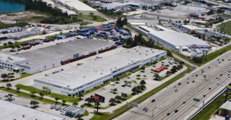 C&W Brokers Largest Industrial Transaction This Year in Florida