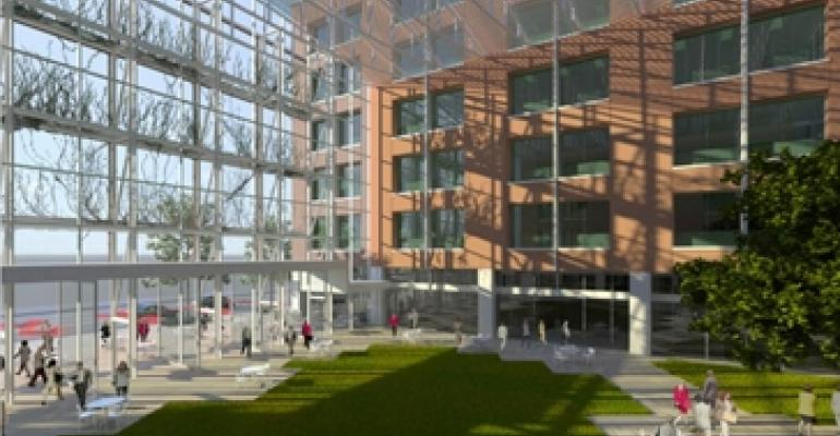 Technology Park Lures Tenants with University Cachet