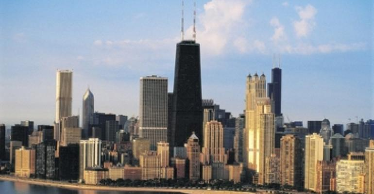 Airline and Truck Deals Spark Chicago Office Market