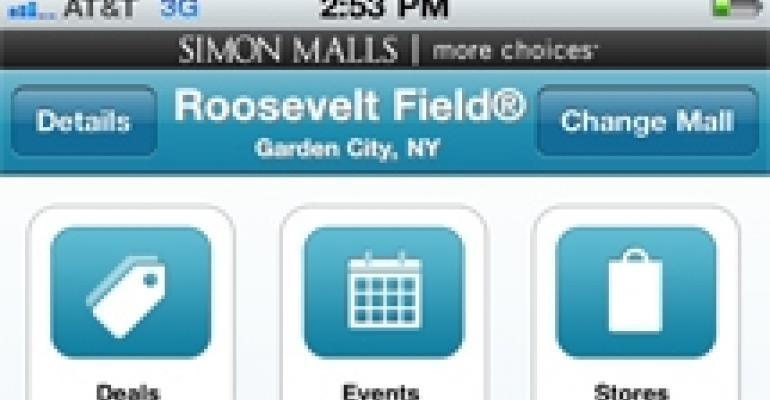 Simon Unveils New iPhone App