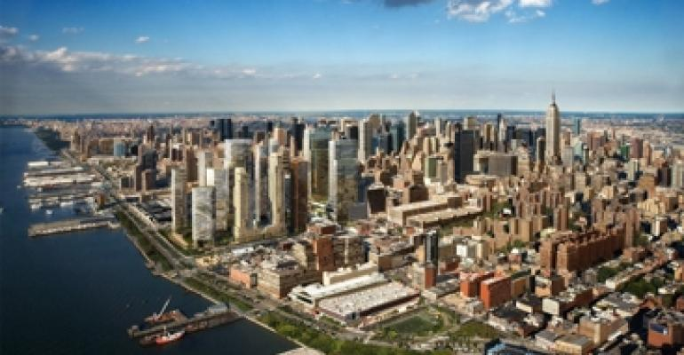 Manhattan's Colossal Hudson Yards Project Aims to Lure Dot Com 'Digerati'