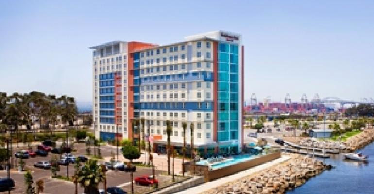 CWI Invests $43.6 Million in Waterfront Hotels in Long Beach, Calif.