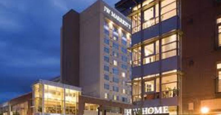 DiamondRock Hospitality Acquires the JW Marriott Denver for $72.6 Million