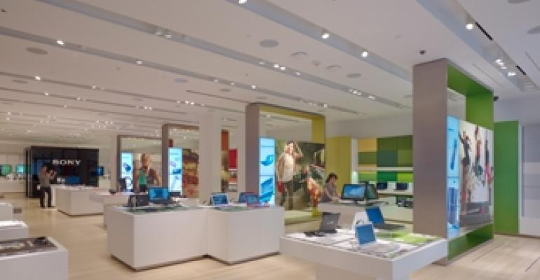 New Sony Store Puts Emphasis on Engaging Consumers