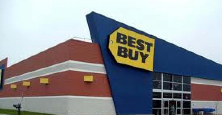 Best Buy Pares Space As Internet Rattles Big-Box Stores