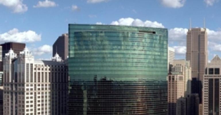Hines' 333 W. Wacker Tower Earns LEED Silver Designation