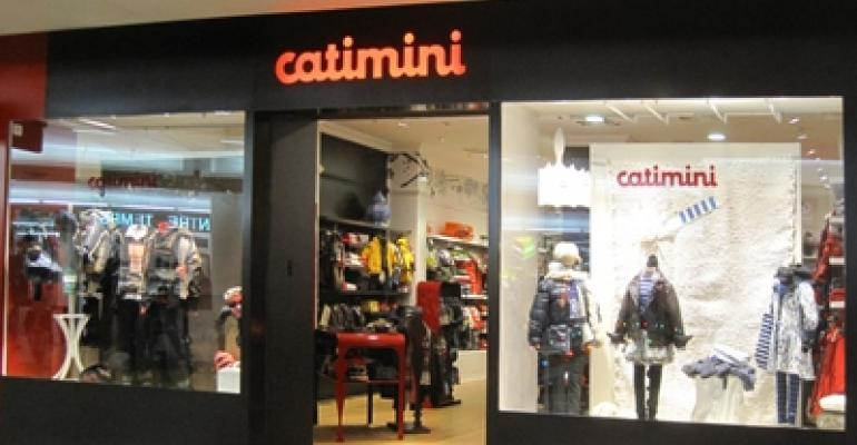 Point of Entry:  Catimini