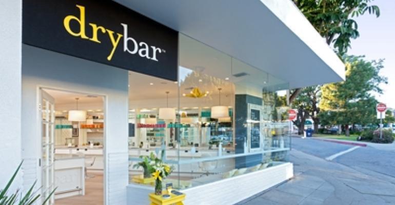 Point of Entry:  Drybar