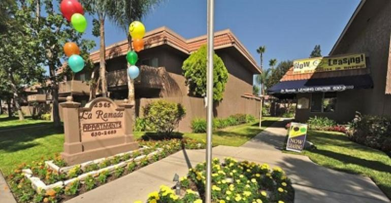 Western National Acquires Apartment Complex in Anaheim, Calif., for $31 Million