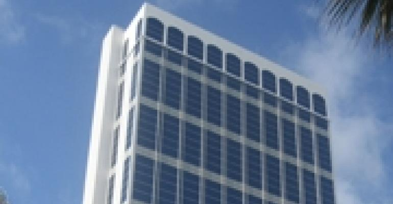 Downtown Fort Lauderdale's One Financial Plaza Sells for $44 Million