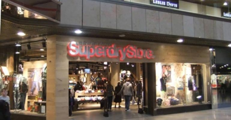 Point of Entry: Superdry