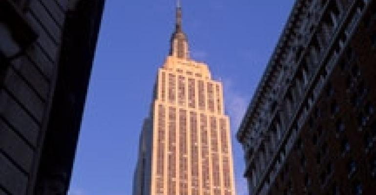 Empire State Building Gets LEED Gold