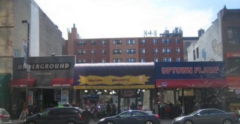 64-68 West 125th Street–Harlem's Retail Corridor Comes Alive