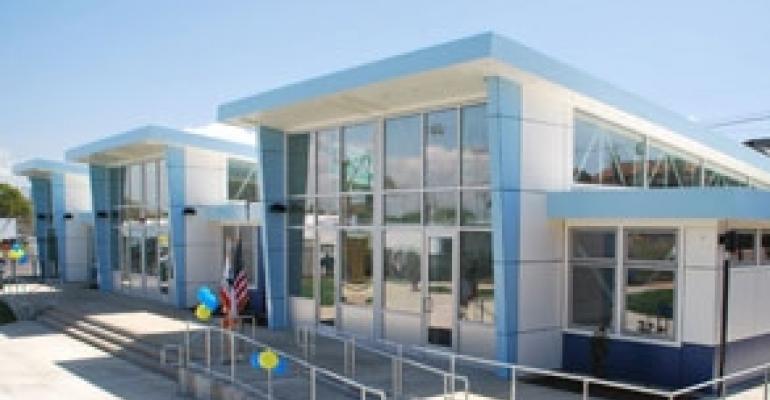 Pre-Fab Construction Can Quickly Deliver Eco-Friendly Buildings