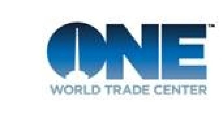 One World Trade Center Introduces Logo