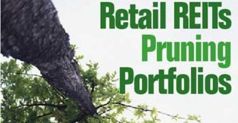 Retail REITs Continue to Prune Portfolios