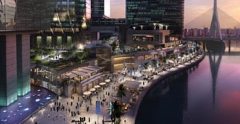 Tenants Fill New Abu Dhabi Shopping Center