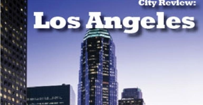 Growing Retail Amenities Boost to Los Angeles' Downtown Office Market.