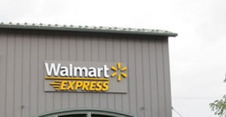 Wal-Mart's Express Format Needs Time to Evolve, But Can the Retailer Afford to Wait?