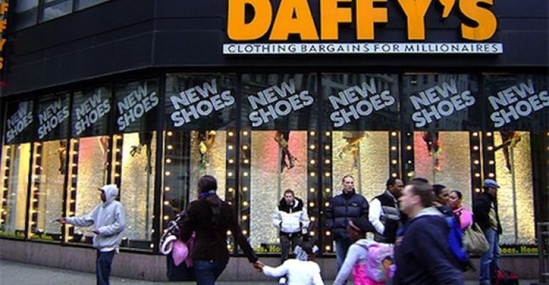 Aurora Capital Associates to Market Daffy's Leasehold Interests