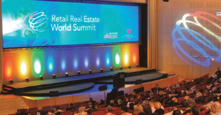 Stage Set for Retail Real Estate World Summit