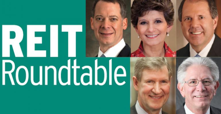 Talking Shop: Five REIT CEOs Discuss Trends and the Outlook for Public Real Estate