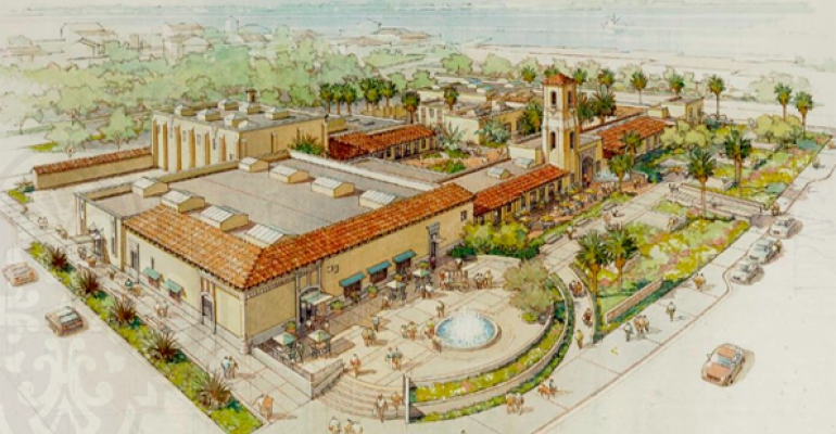 a rendering of The Headquarters San Diego Calif