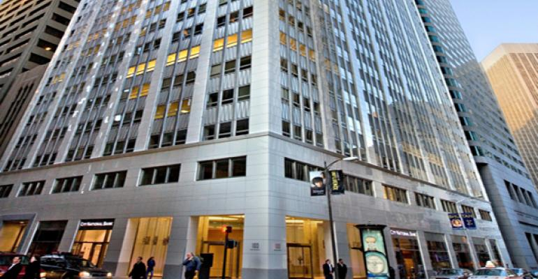 Starwood Property Trust Originates $126M Financing for 100 Montgomery in San Francisco