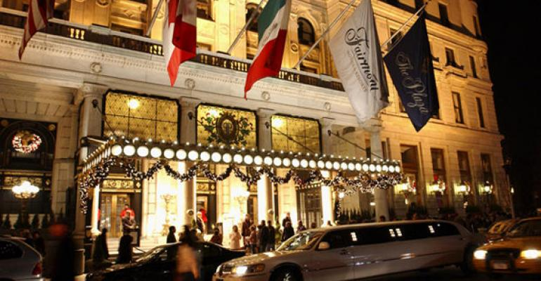 New York's Iconic Plaza Hotel Sale Completed