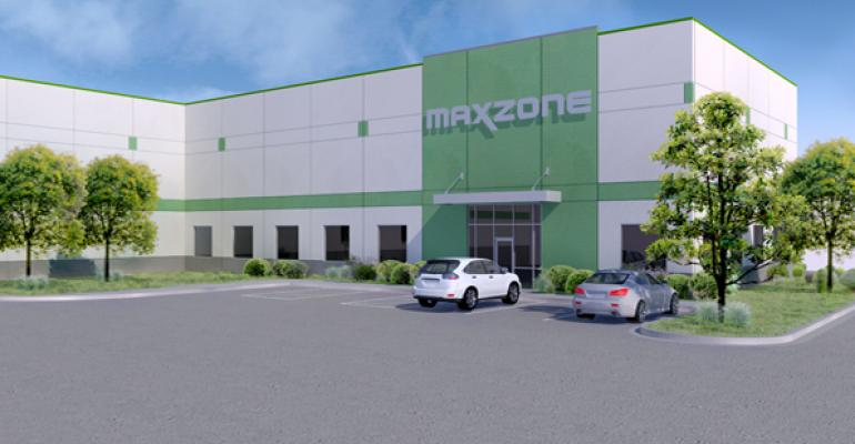 Opus Finishes, Sells Warehouse to Maxzone