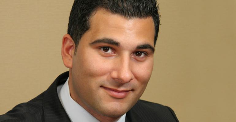 Gebroe-Hammer Names Nicolaou Salesperson of the Year, Promotes Him to VP