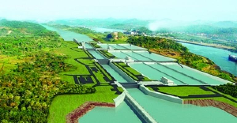 Panama Canal Expansion Brings Promise of Instant Shipping Closer