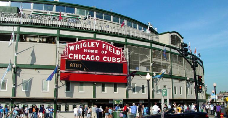 Cubs Plan Hotel and Retail Near Wrigley Field