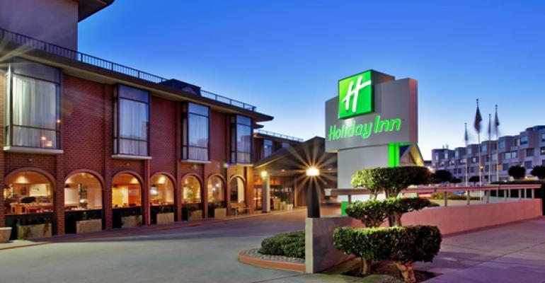 Summit, IHG Buy Fisherman Wharf Holiday Inn for $60M